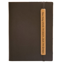 Recycled Leather Journals