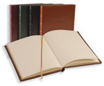 Hardcover Bound Leather Journal