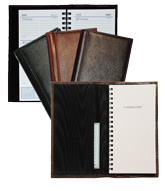 Leather Pocket Planner